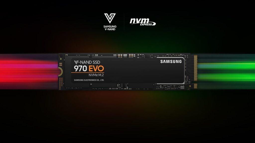 SSD Samsung 970 EVO 500gb hình ảnh 1