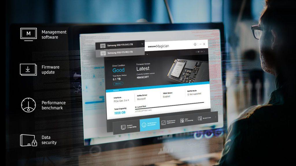 SSD Samsung 970 EVO 500gb hình ảnh 4