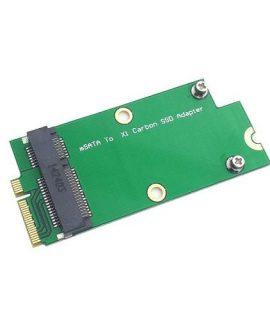 Adapter Chuyển Đổi SSD mSATA to X1 Carbon