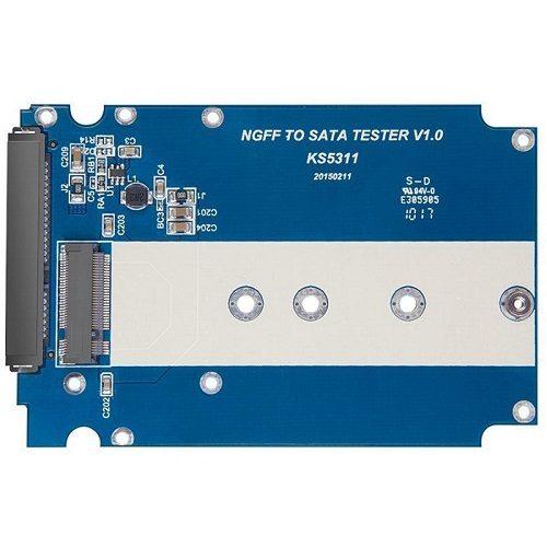 Adapter Kingshare Chuyển Đổi SSD M2 SATA