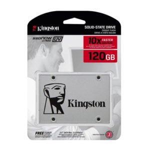 Ổ Cứng SSD Kingston UV400 120GB SUV400S37:120G