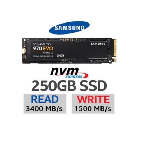 Ổ Cứng SSD Samsung 970 EVO M2 2280 NVMe