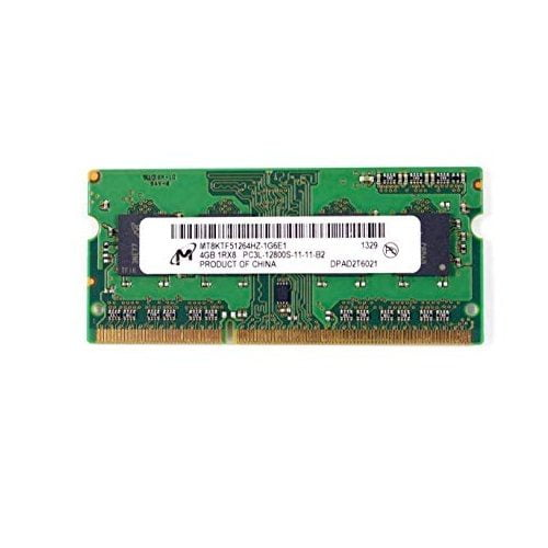 RAM Laptop DDR3L Micron 4gb Bus 1600