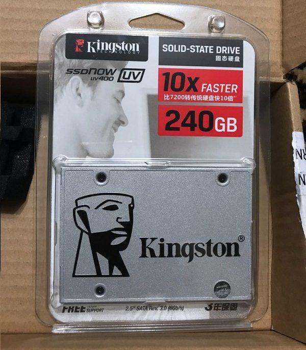 SSD Kingston UV400 240gb 2.5 Inch sata iii