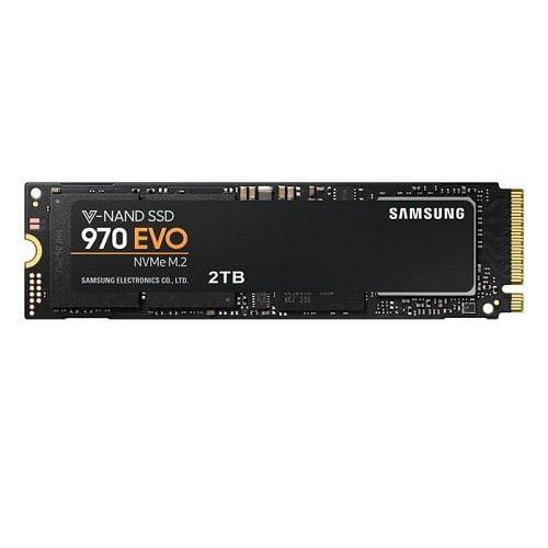 SSD Samsung 970 EVO 2TB M2 2280 NVMe MZ-V7E2T0BW