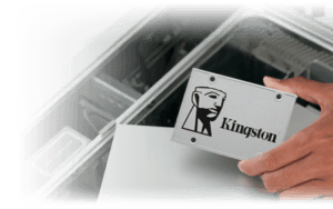SSD Kingston A400 120gb 2.5 Inch sata iii hinh anh 3