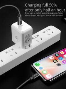 Cáp Chuyển Đổi Mcdodo USB Type C to Lightning hinh anh 6