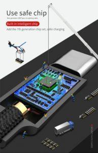 Cáp Chuyển Đổi Mcdodo USB Type C to Lightning hinh anh 5