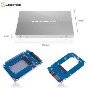Adapter Kingshare Chuyển Đổi SSD mSATA To sata iii 2.5 Inch hinh anh 2