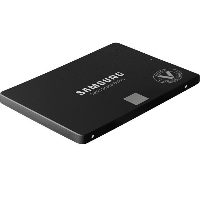 đánh giá SSD Samsung 850 evo 250gb