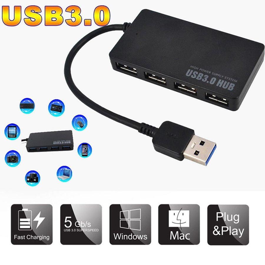 Bộ chia USB 3.0 ra 4 cổng USB 3.0