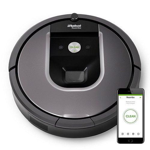 Máy Hút Bụi Thông Minh iRobot Roomba 960