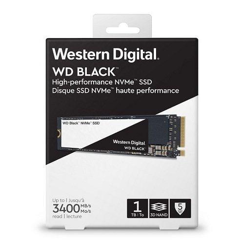Ổ Cứng WD Black 1TB M2 2280 NVMe WDS100T2X0C ...