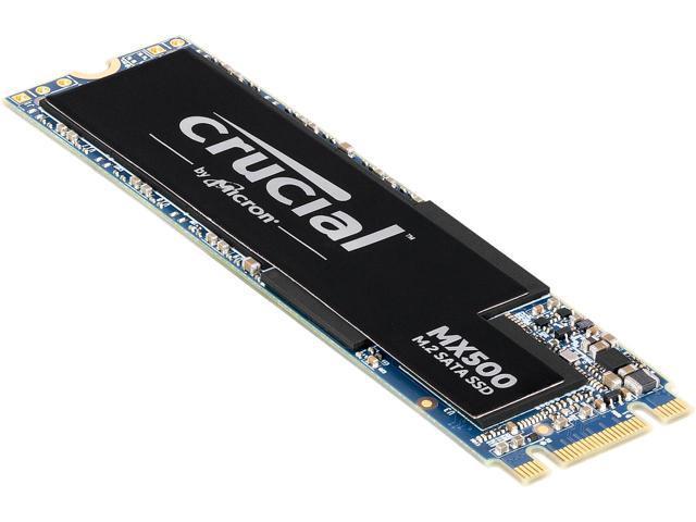 Thiết Kế SSD Crucial MX500 1TB M2 SATA NGFF 2280