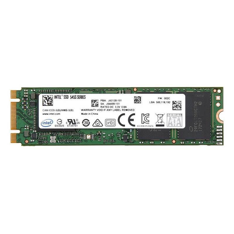 SSD Intel 545s 512gb M2 2280 NGFF