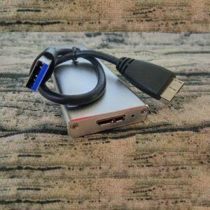Box Chuyển Đổi SSD Macbook 2010 - 2011 To USB 3.0