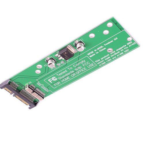 Adapter Box Chuyển Đổi SSD Macbook Pro, Macbook Air 2010 - 2011 To SATA III 2.5 inch