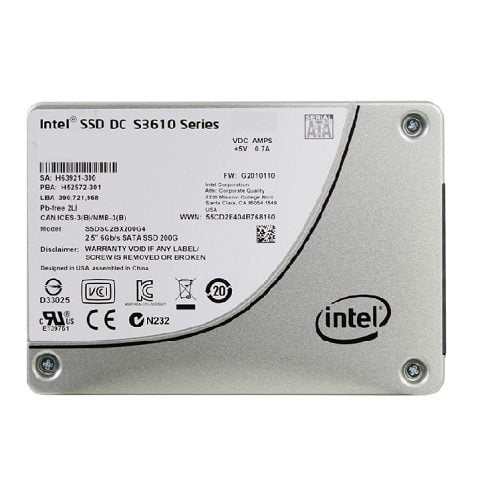 SSD Enterprise Intel DC S3610 1.6TB