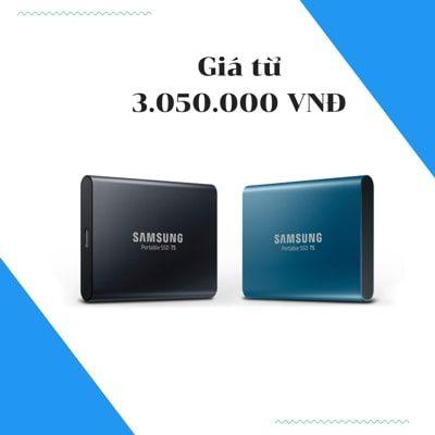 SSD Di Động Samsung T5