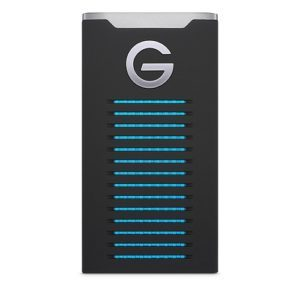 G-Technology 500GB G-DRIVE mobile SSD R-Series Storage