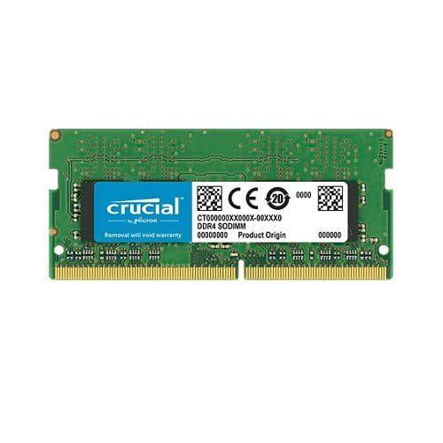 RAM Laptop DDR4 Crucial 16GB Bus 2666