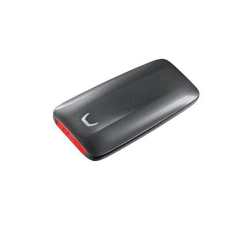 Ổ Cứng Di Động SSD Samsung X5 2TB NVMe USB C Thunderbolt 3