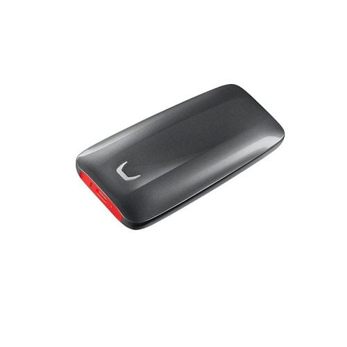 Ổ Cứng Di Động SSD Samsung X5 500GB NVMe USB C Thunderbolt 3