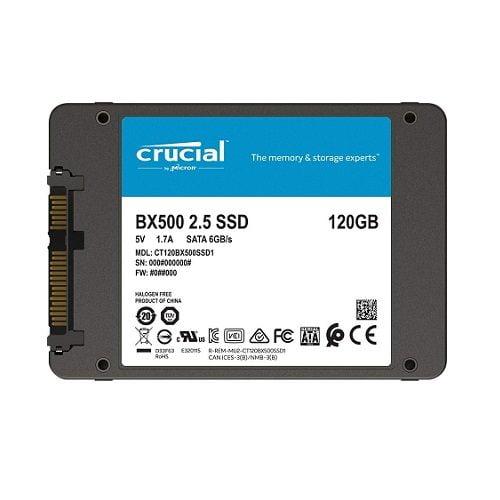 SSD Crucial BX500 120GB 2.5 inch SATA III