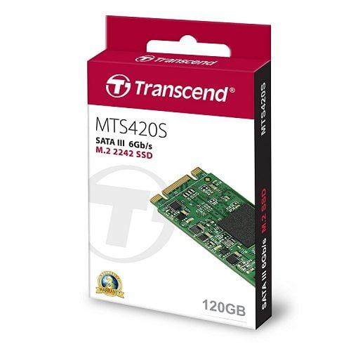 SSD Transcend MTS420S 120GB M2 2242