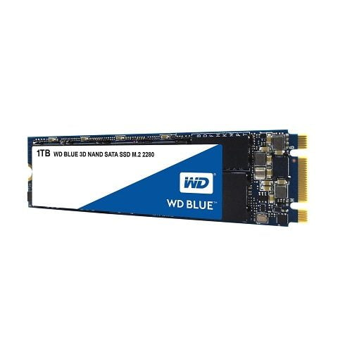 SSD Western Blue 1TB M2 2280 3D NAND