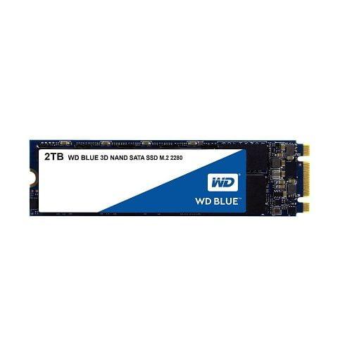 SSD WD Blue 2TB M2 2280 3D NAND