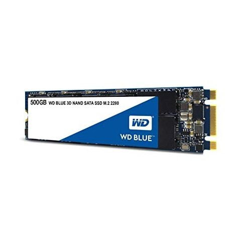 SSD Western Blue 500GB M2 2280 3D NAND