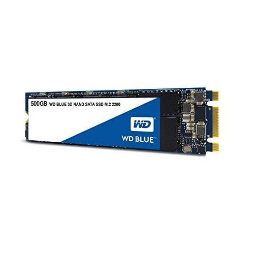 SSD WD Blue 500GB M2 2280 3D NAND