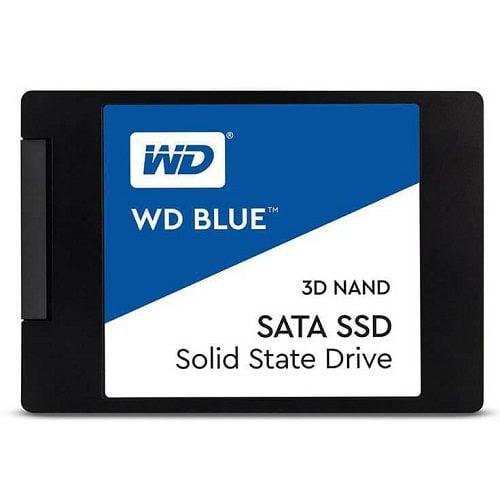 SSD Western Blue 500GB 3D NAND 2.5 inch SATA III