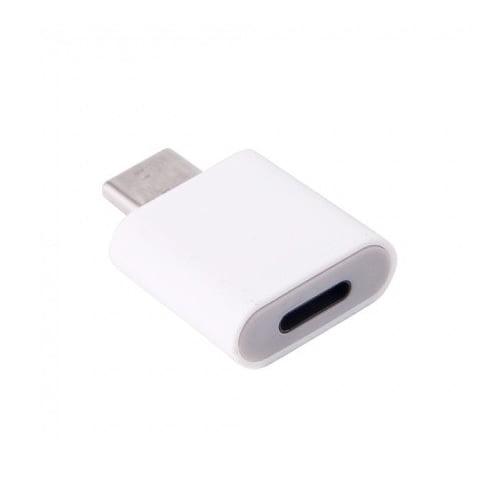 Đầu Chuyển USB Type C To Lightning Female