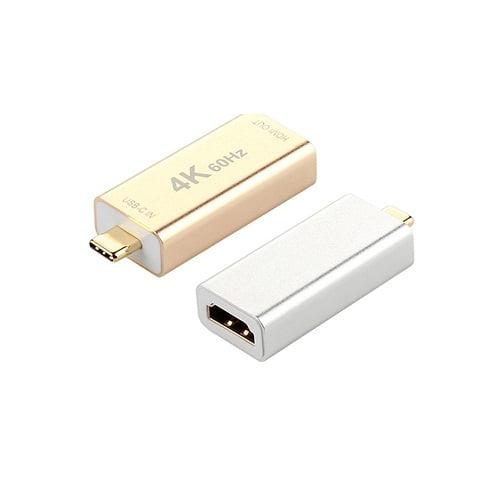 Đầu Chuyển USB-C To HDMI 4K Ultra HD