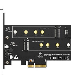 Adapter Kingshare SSD M2 NVMe To PCIe 3.0 x4