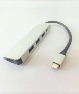 Cáp USB-C To USB-C 4 x USB 3.0 Chính Hãng