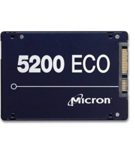 SSD Enterprise Micron 5200 ECO 3.84TB