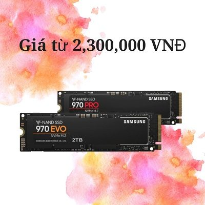 SSD Samsung 970 evo