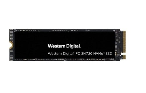 Ổ cứng SSD Western Digital PC SN 720 256GB M2 2280 NVMe