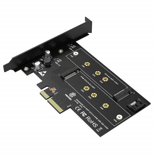 adapter.kingshare.m2sata.m2pcie.to.pcie.3.0×4.a