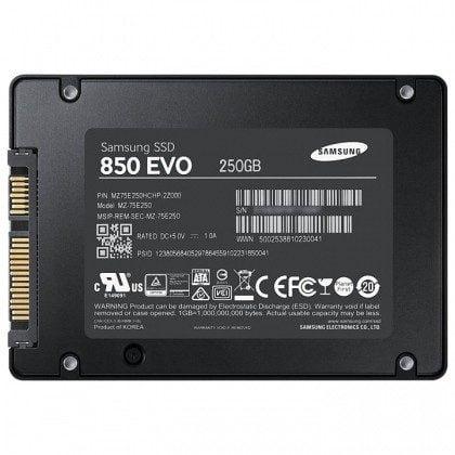 Ổ cứng Samsung 850 Evo 250GB