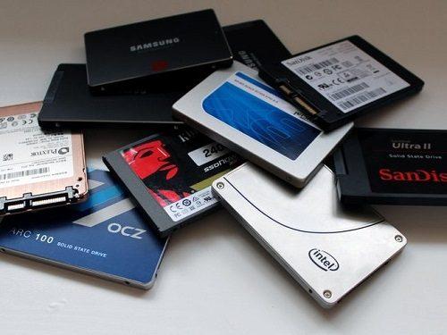 Ổ cứng SSD chuẩn bộ nhớ TLC