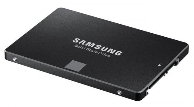 Ổ cứng SSD Consummer