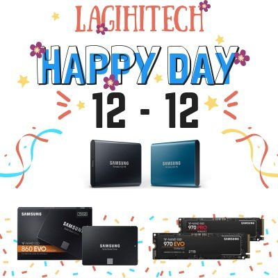 Flash Sales Happy Day 12 12