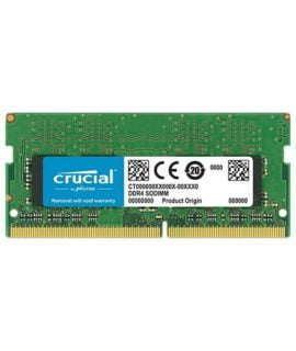 RAM Laptop DDR4 Crucial 8GB Bus 2666