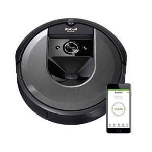 Máy Hút Bụi iRobot Roomba i7 Chính Hãng HCM