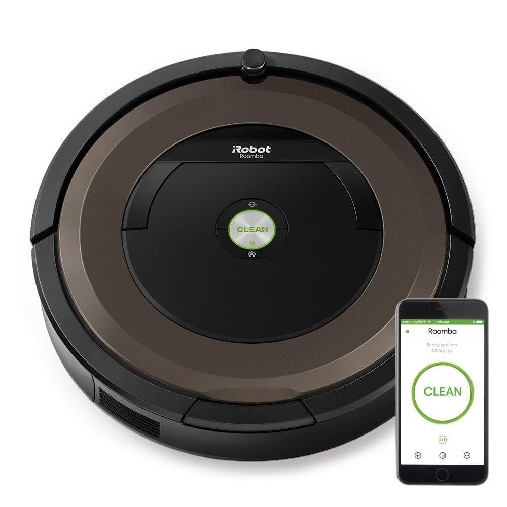Máy Hút Bụi iRobot Roomba 890