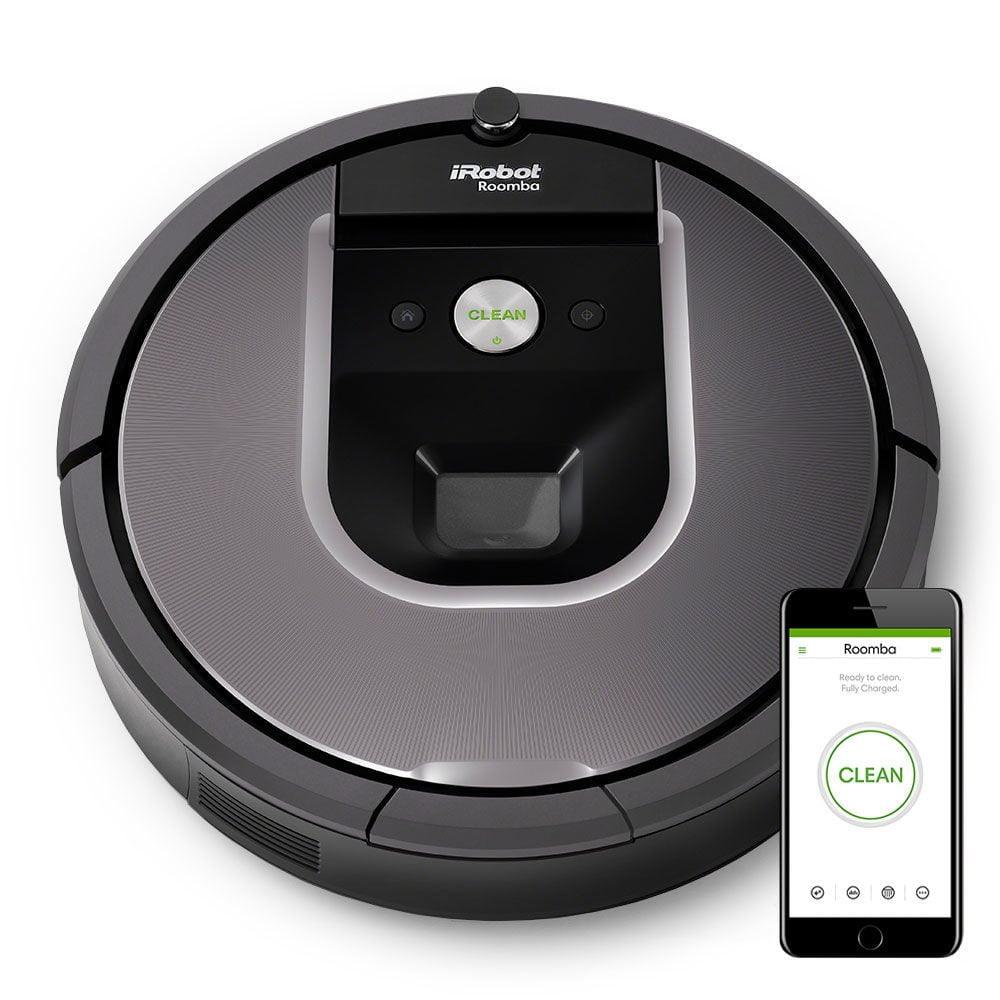 Máy Hút Bụi iRobot Roomba 960